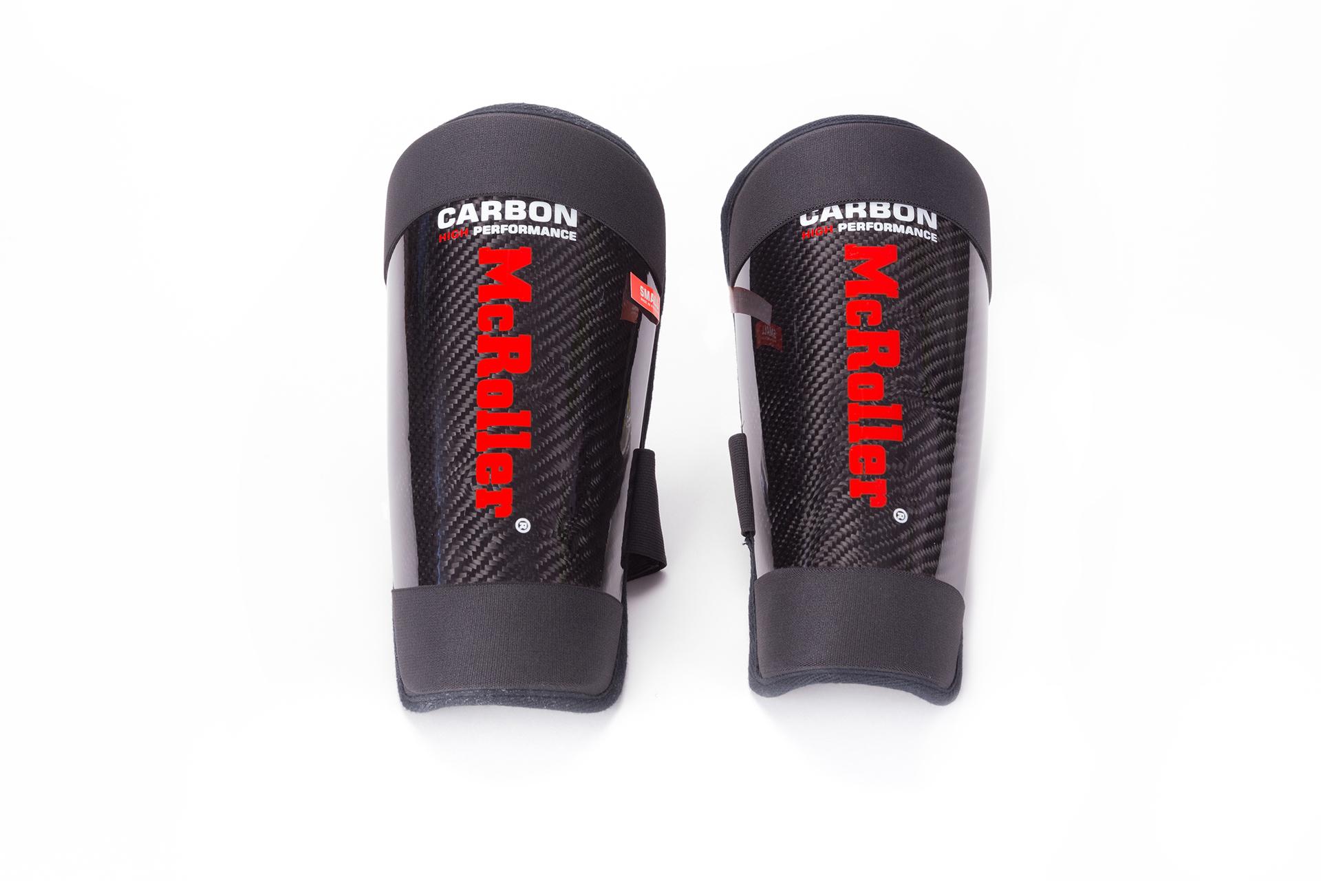 mcroller espinilleras carbono hockey patines