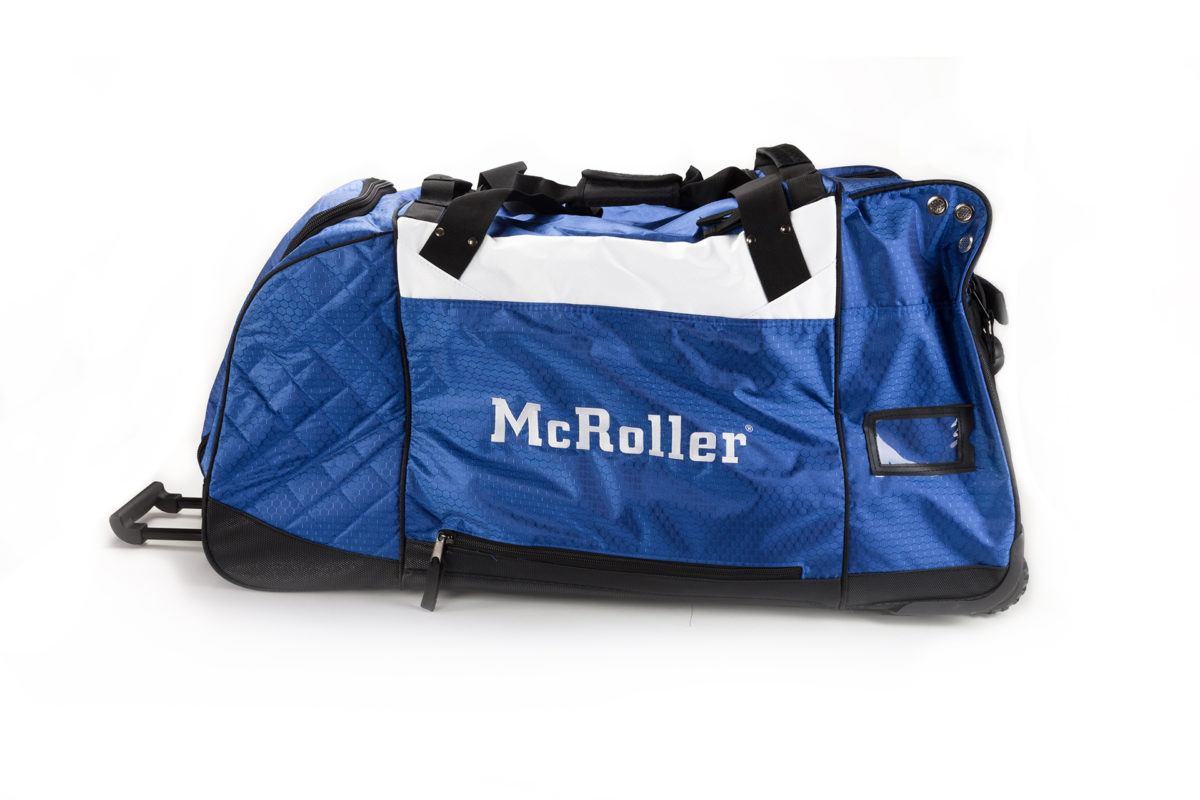 mcroller trolley goalkeeper helmet
