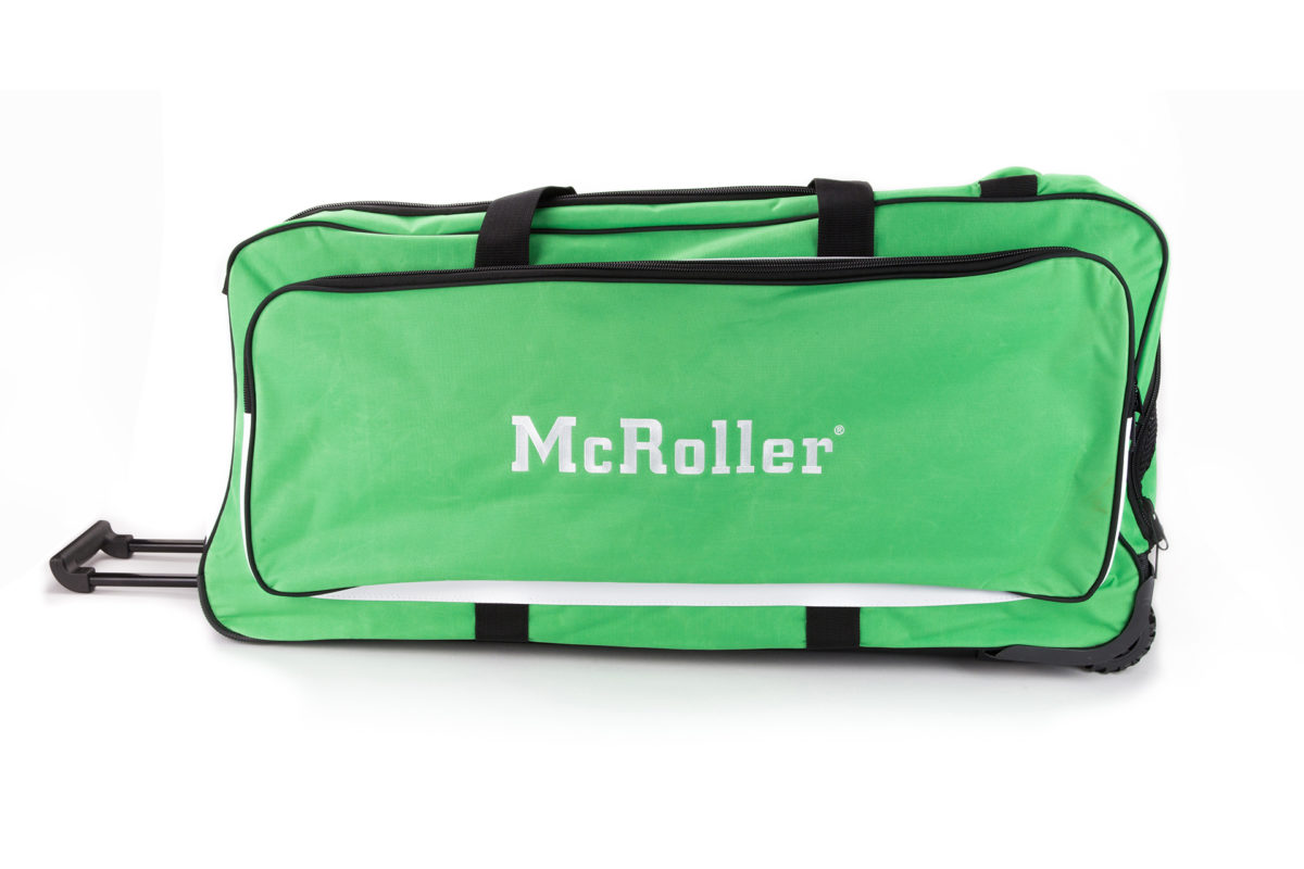 trolley goalkeeper hockey patines mcroller