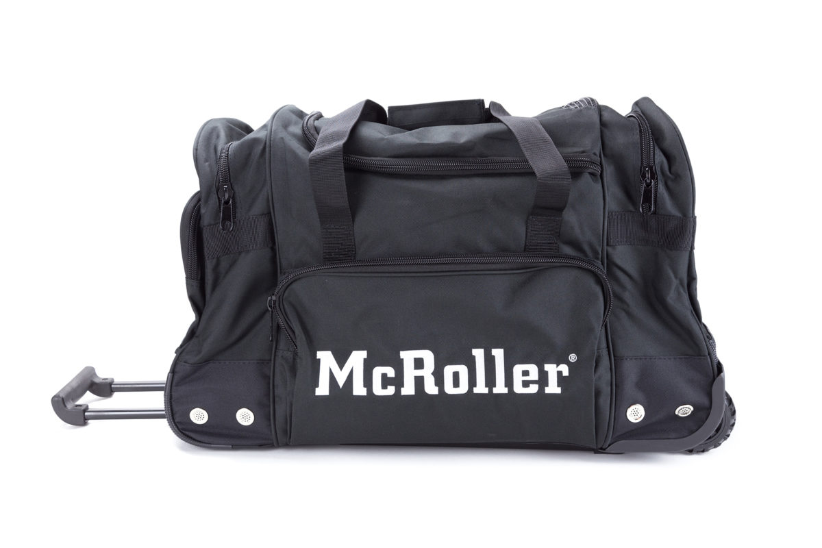 mcroller trolley player patins de hockey