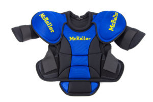 chest guard hockey patines