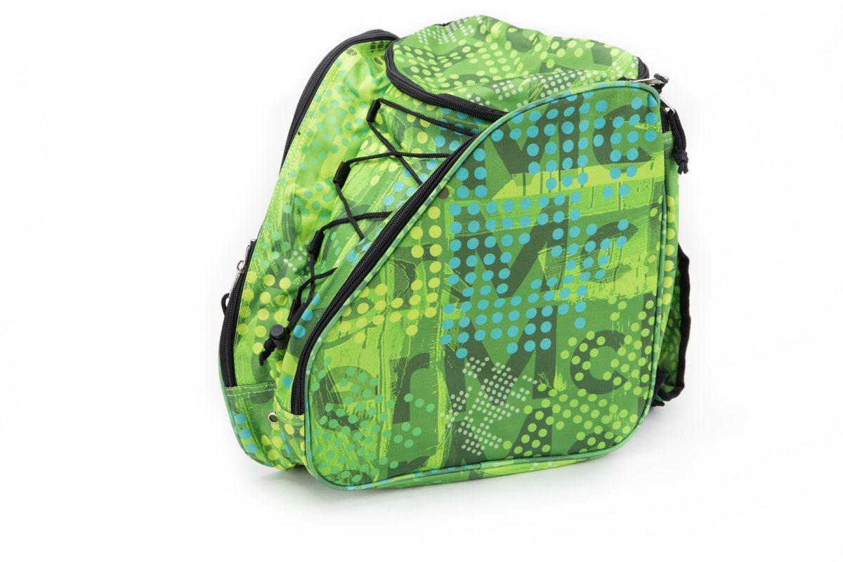 Mochila Patinaje Artístico Verde